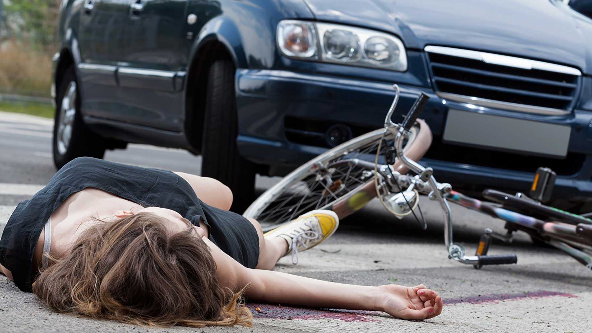보행자 및 자전거 사고